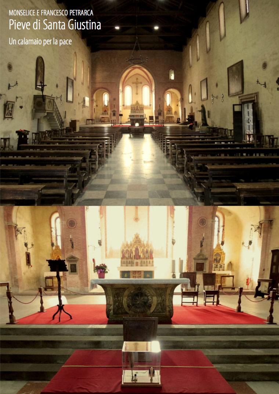 Calamaio Pace Santa Giustina Petrarca a Monselice