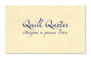 Quill Quotes Logo